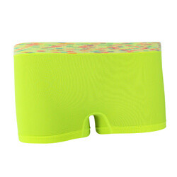SHORTY FILLE SEAMLESS FLUO